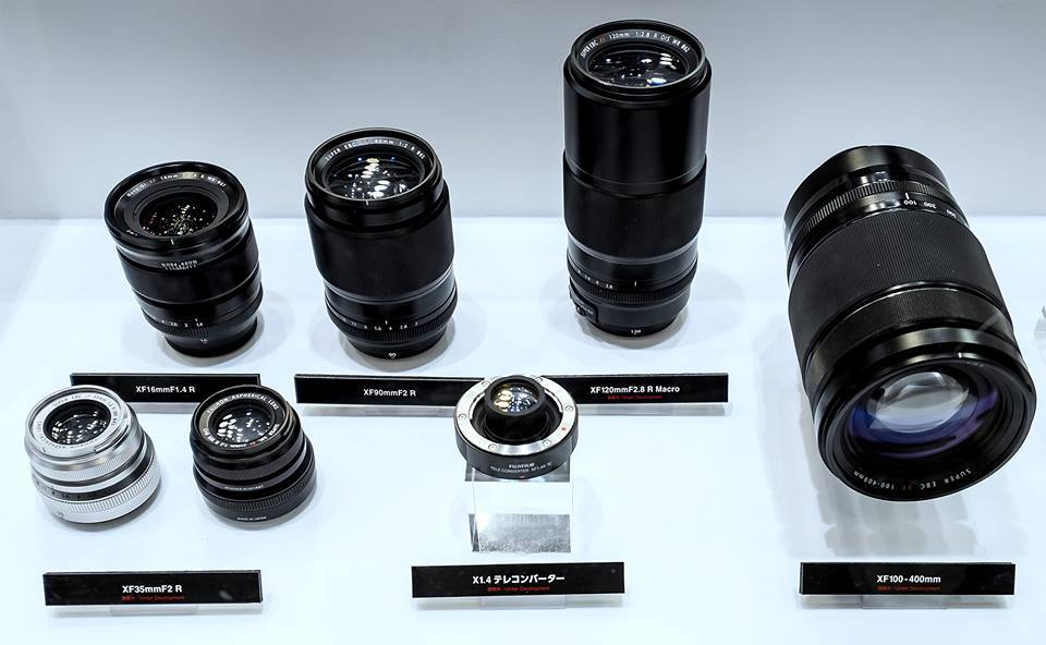 [UDPATE] FIRST IMAGES Of ALL The Unreleased Lenses In The Roadmap… And Shows A Weather Resitant XF 120mmF2.8… With OIS
