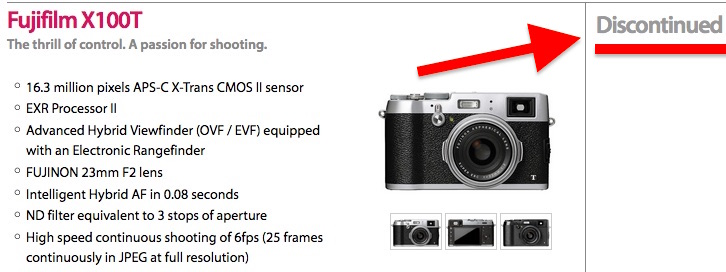 fujifilm-x100t-discontinued