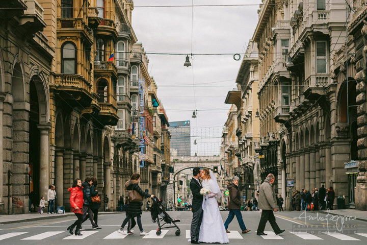 wedding in genova italy