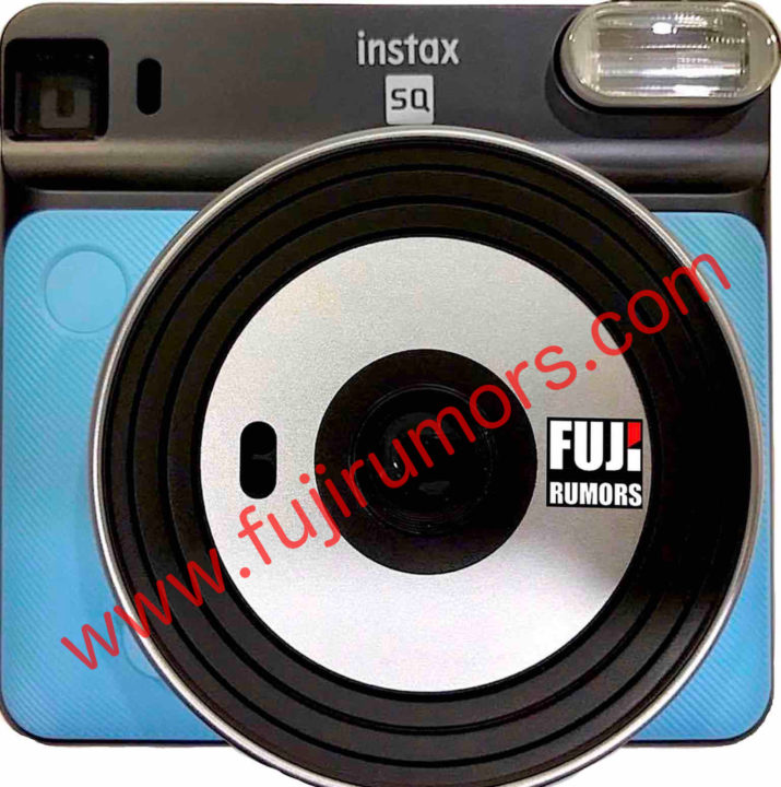 The Fujifilm Instax Square SQ