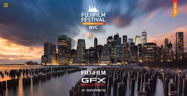 Fujifilm Festival In New York City: 2 Days Workshops, Hands