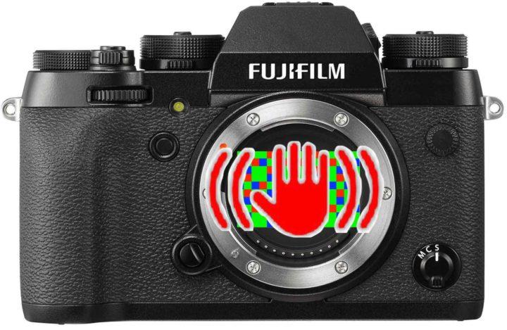 Fujifilm X Cameras with IBIS