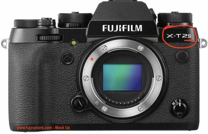 Fujifilm X-T2s - the Successor of the Fujifilm X-T2