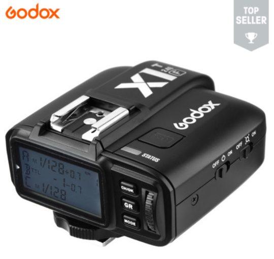 Godox XT1-F for Fujifilm... a Best Seller at BHphoto