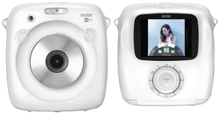 Image result for instax square sq10 white