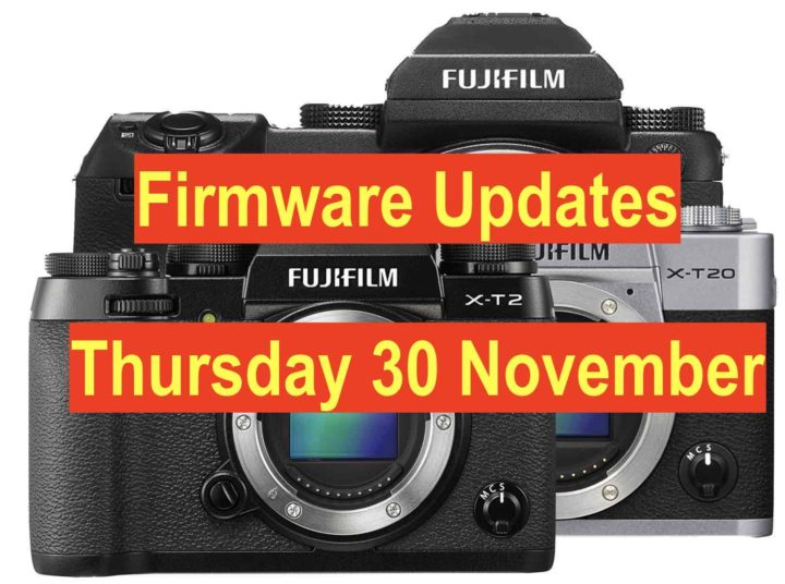 how to check firmware on x100f