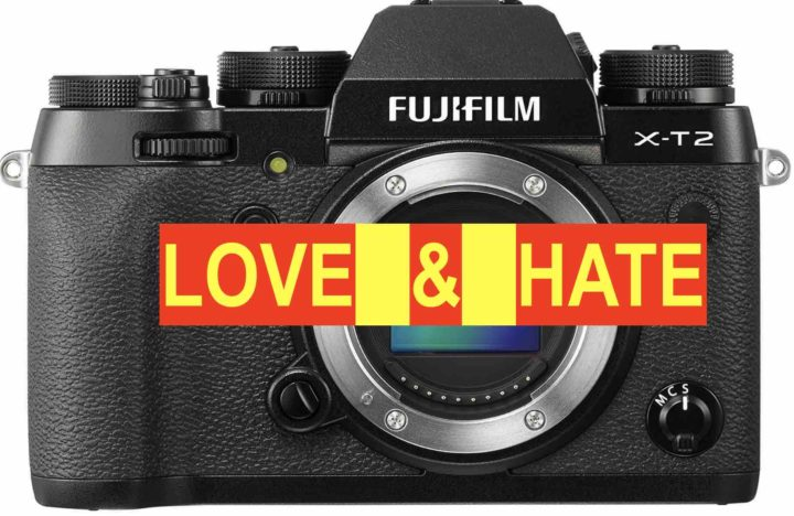 Fujifilm X-T2: Most Loved but Least Reliable Camera I've