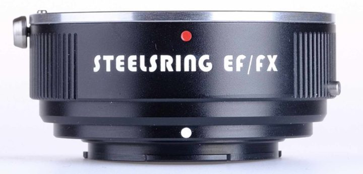 Steelsring Canon EF to Fujifilm X Smart Adapter Available ...