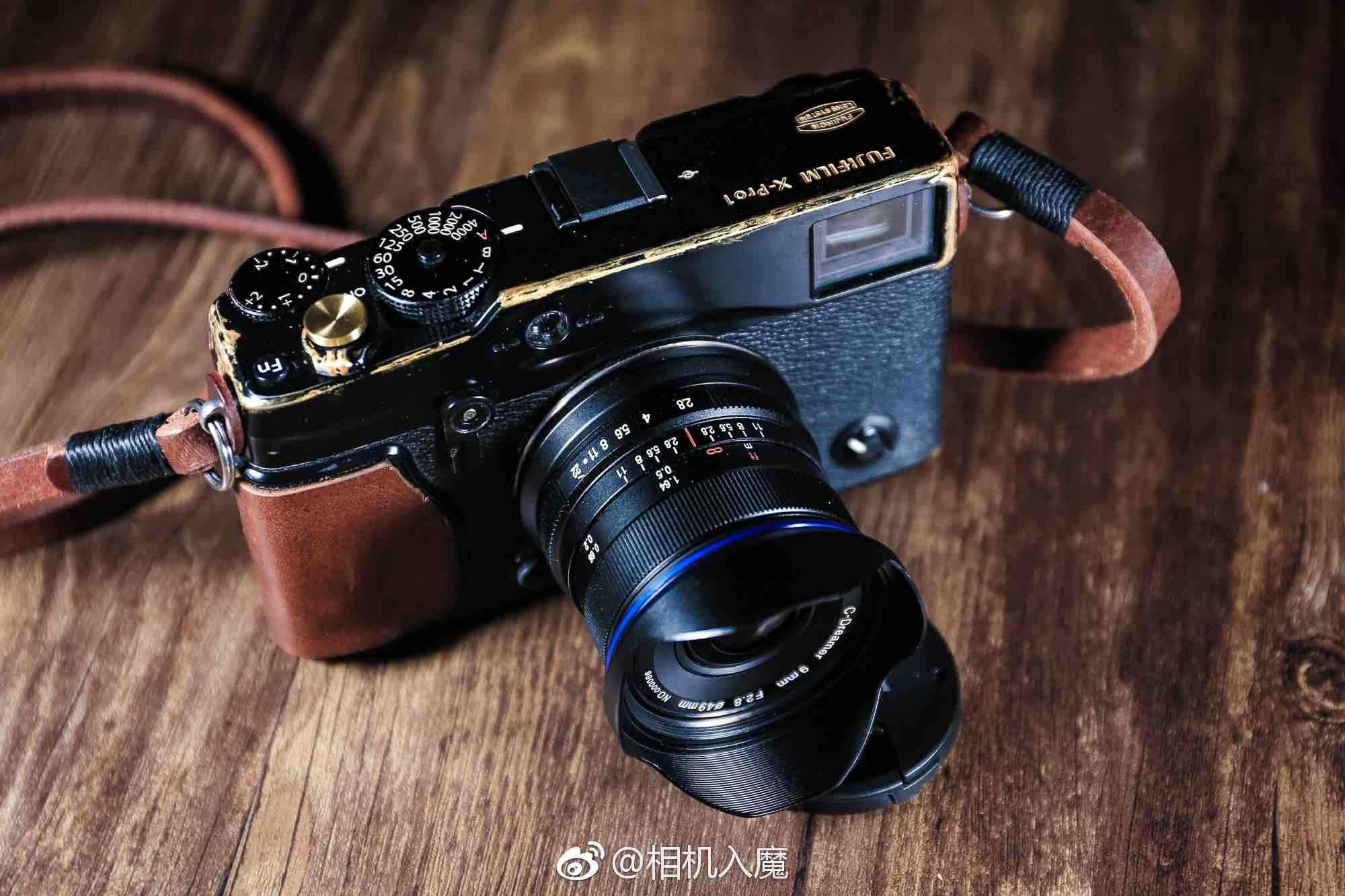 Laowa 9mm on X Pro1