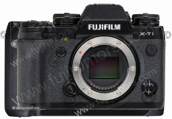 Fujifilm X-H1 Vs. X-T1 Size Comparison by FR-reader RusYus