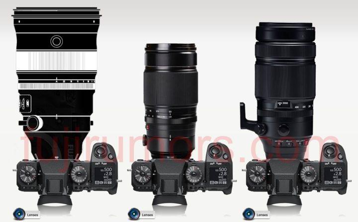 https://www.fujirumors.com/wp-content/uploads/2018/02/Fujinon-XF200mmF2-Size-Comparison-720x446.jpg
