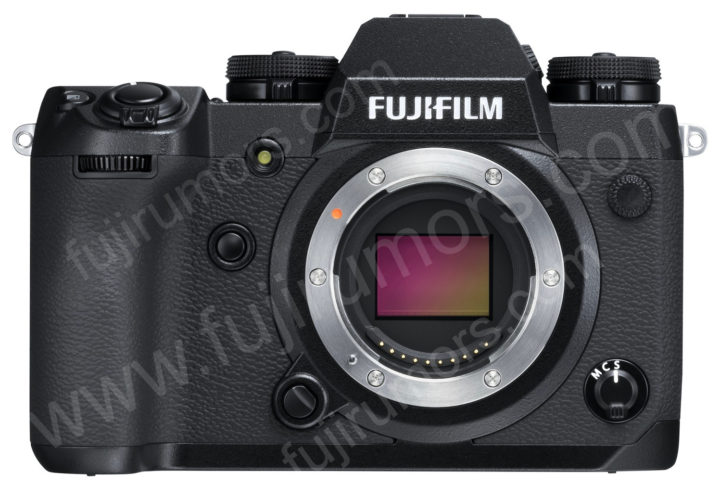 Fujifilm X-H1: 1080 at 120 fps, Face Detection in 4K Video