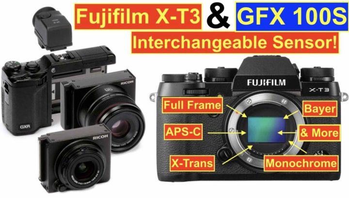 BREAKING: Fujifilm X-T3 and GFX 100S will Have