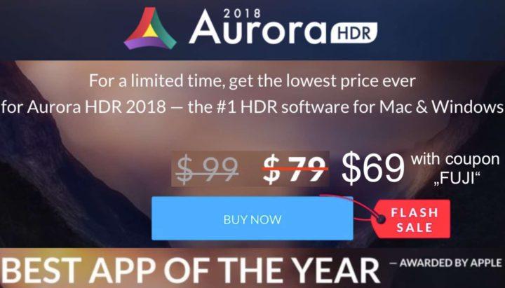 Aurora Hdr 2018 Flash