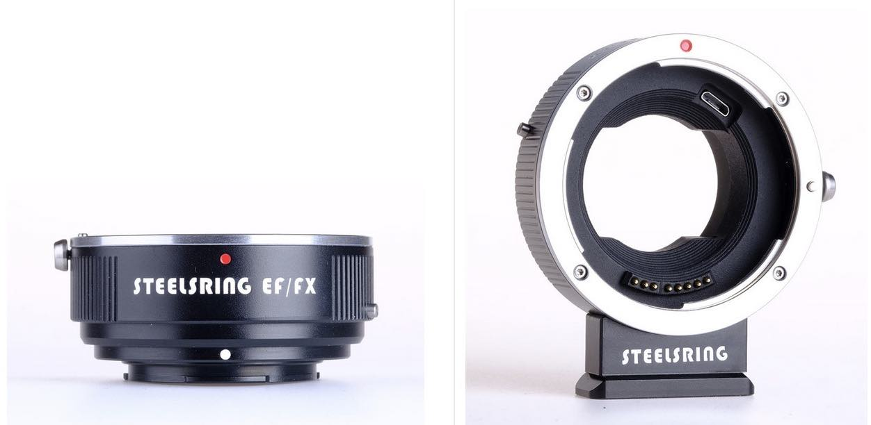 Nikon Smart Adapter for Fujifilm X/GFX is Coming and New ...