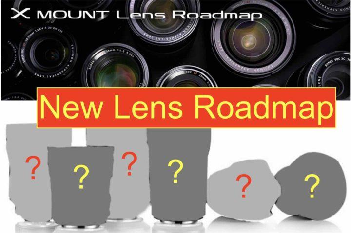 BREAKING: New Fujifilm Lens Roadmap to be Announced in July - Fuji