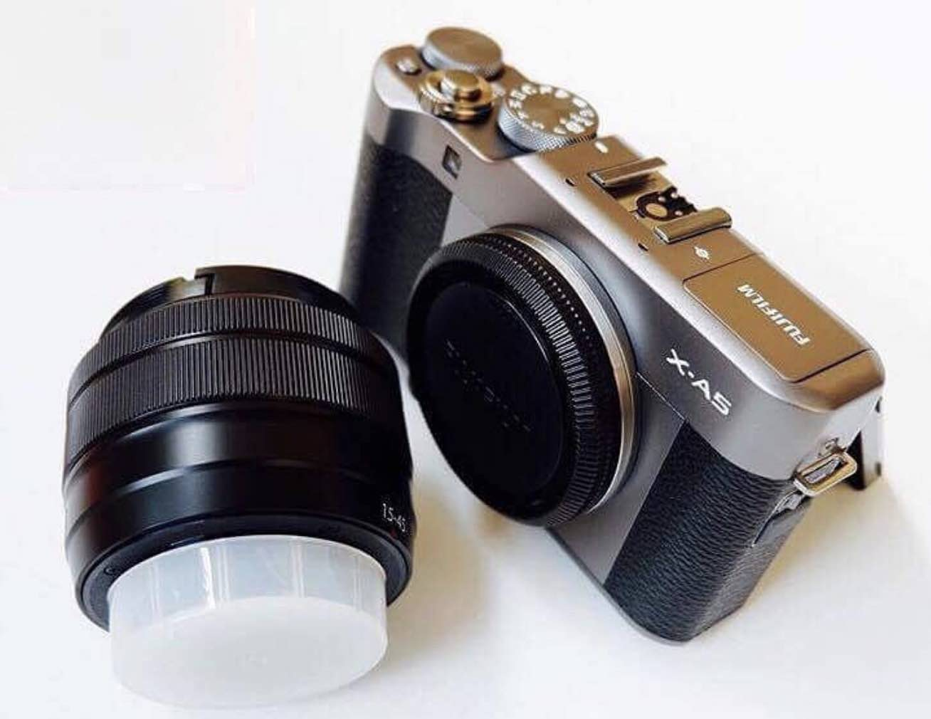Fujifilm X T100 Review Digital Photography Review