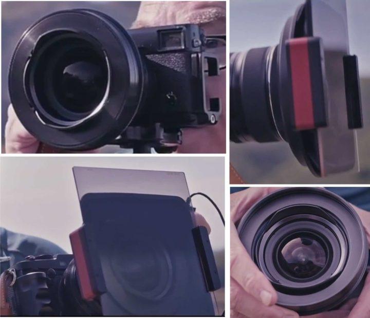Lee Filters SW150 Lens Adaptor for Fujifilm XF 8-16mm f2.8