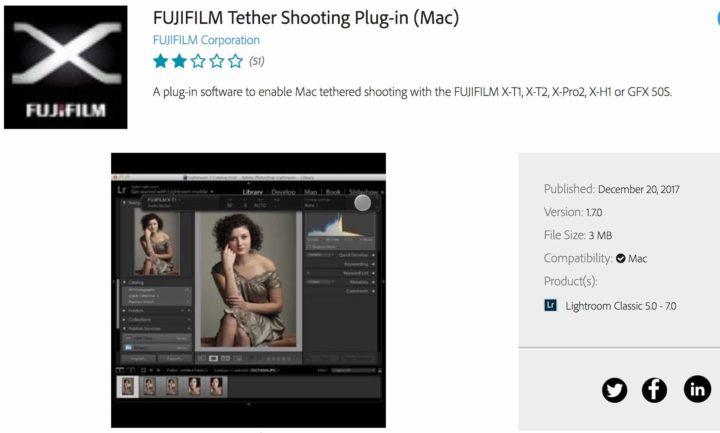 fuji raw editor mac