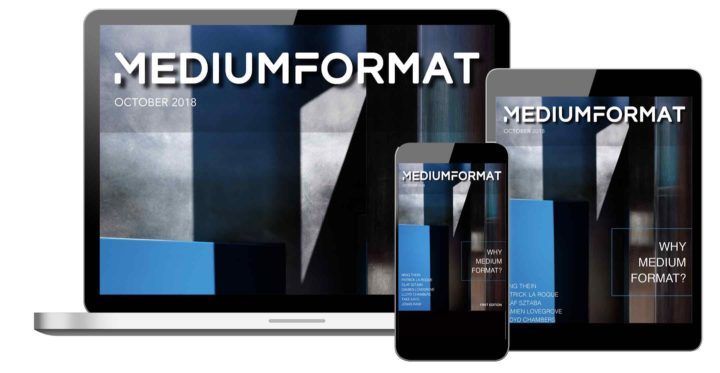 Medium Format is the Future and Now Has its Own Premium Magazine