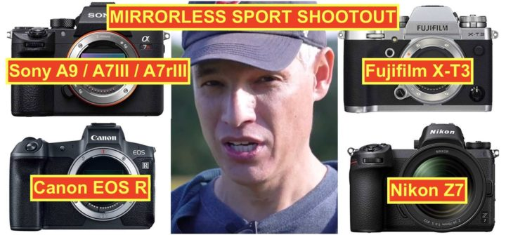 Mirrorless Sports Shootout
