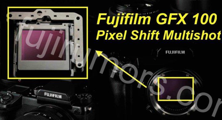 RUMOR: Fujifilm GFX 100 with Pixel Shift Multishot - Fuji Rumors