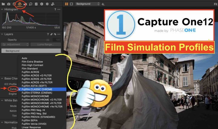 Capture One Pro 12 with FUJIFILM Film Simulations Released