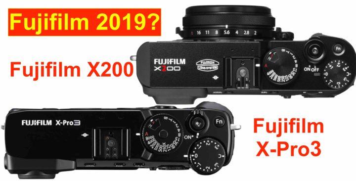Fujifilm X-Pro3 (and Fujifilm X200?) Coming in 2019 According to