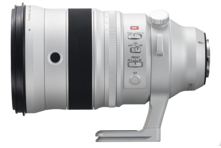 Fujinon XF200mm f/2.0 LM OIS WR
