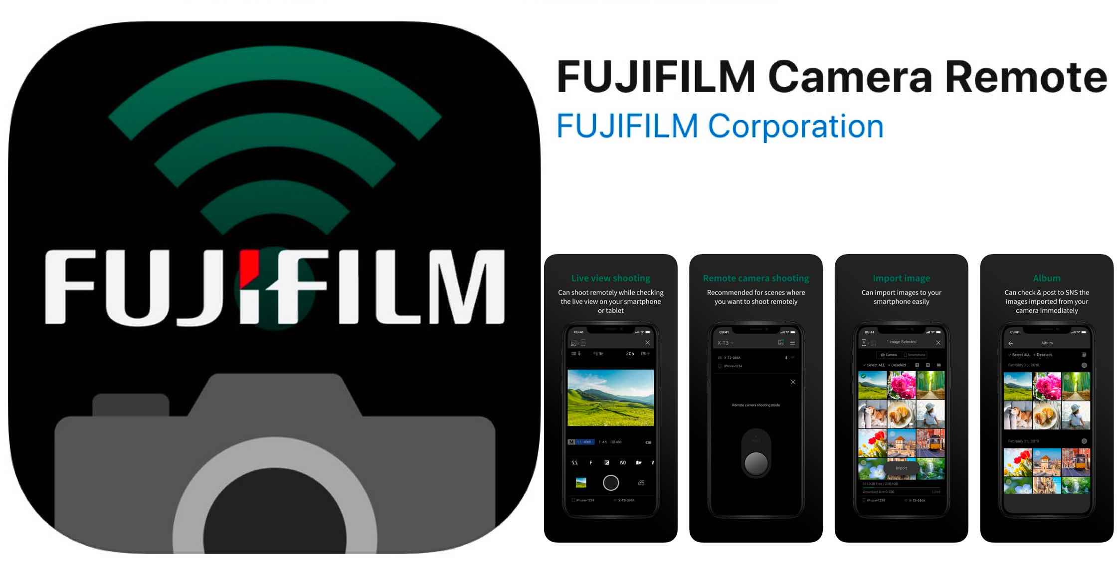 Fujifilm Camera Remote 4 0 1 Update Released and Why it is
