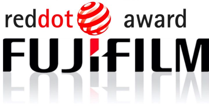 Fujifilm Wins the Internationally Prestigious Red Dot Design Award with 23 Products - Fuji Rumors
