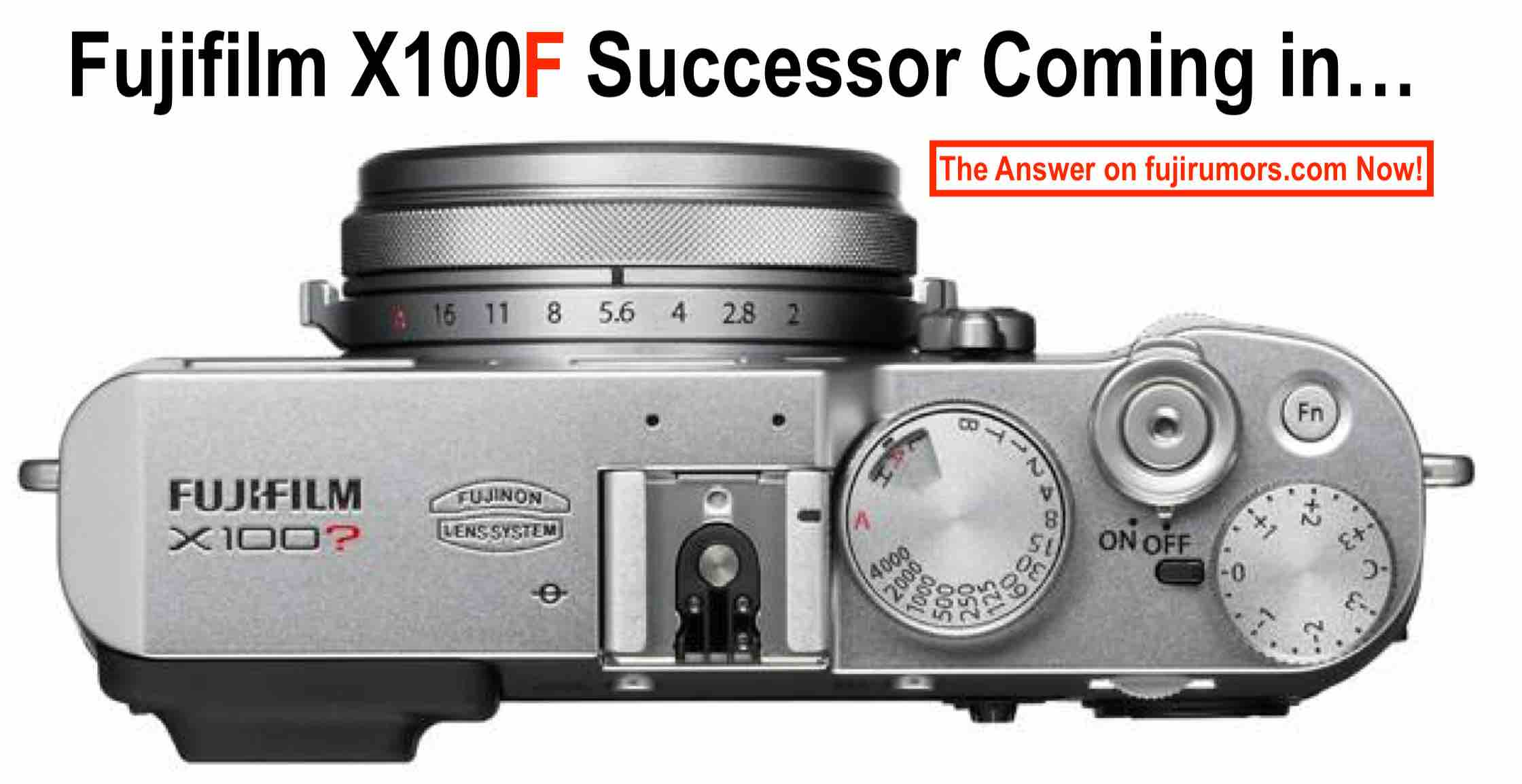 Fujifilm X100V/X200 Coming in    The Answer in This FujiRumors