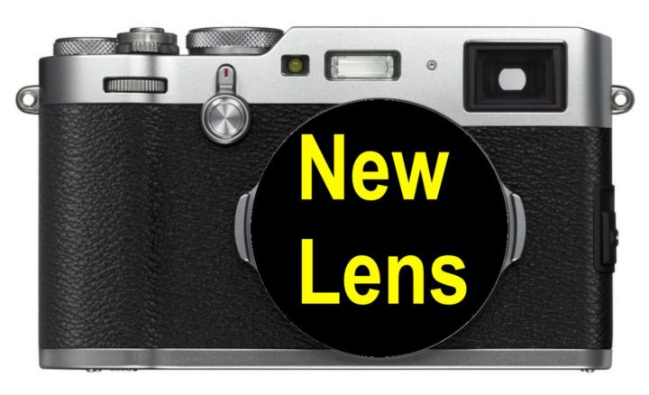 Fujifilm X100V (or X200) Coming with New Lens