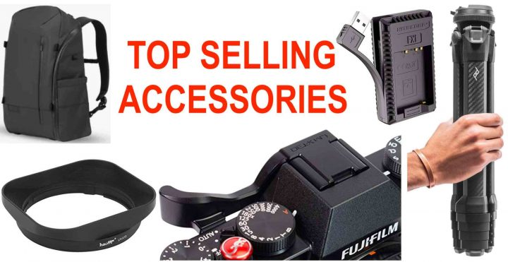 Top 10 Selling Accessories on FujiRumors for June - Fuji Rumors