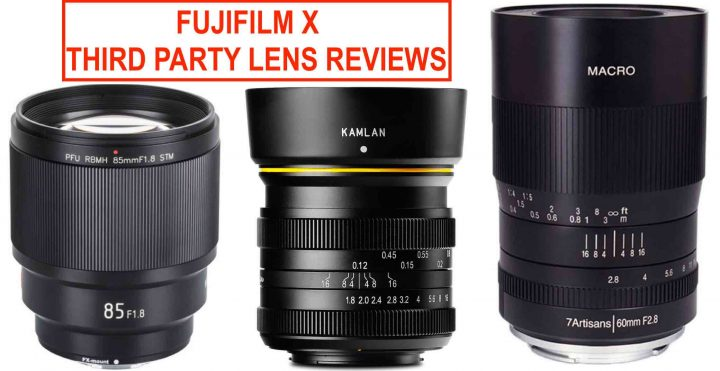 TESTED: Fujifilm X Mount Kamlan 21mm f/1.8 and Kamlan 50mm f/1.1, Viltrox 85mm f/1.8 AF, 7artisans 35mm f/1.2 and More - Fuji Rumors
