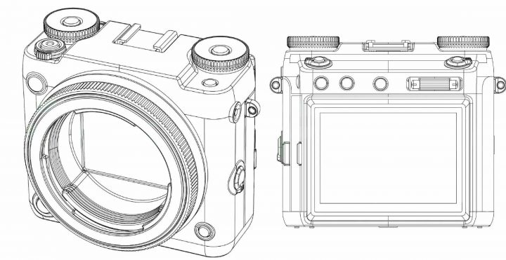 the modular Fujifilm GFX - could a global shutter make it become real? - VIDEO BELOW