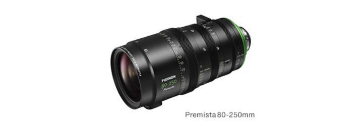 Fujifilm Launches FUJINON Premista 80-250mmT2 9-3 5