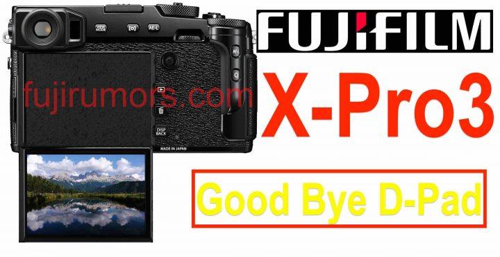 Fujifilm X-Pro3 mockup