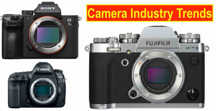 Camera Industry and Future Trends: