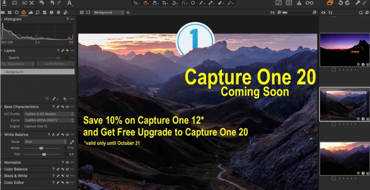 Capture one pro 6 low price