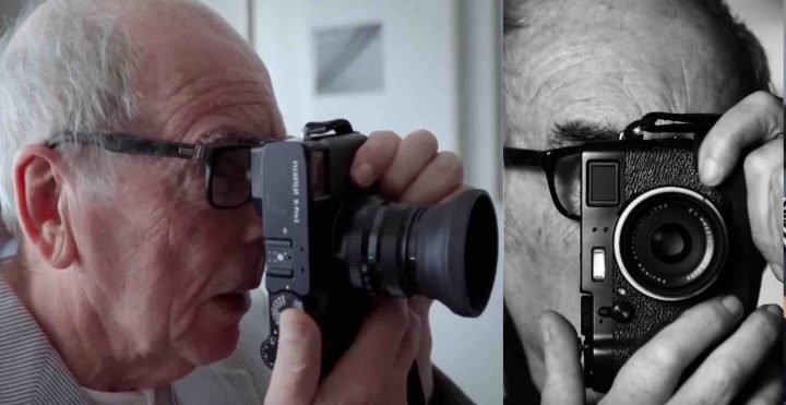"Magnum Photographer David Hurn Shoots Fujifilm X: ""Photography has Just Two Controls: Where You Stand and When you Press the Button"" - Fuji Rumors"