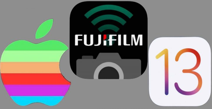 "Notification of FUJIFILM Camera Remote with ""iOS13"" Smartphones - Fuji Rumors"