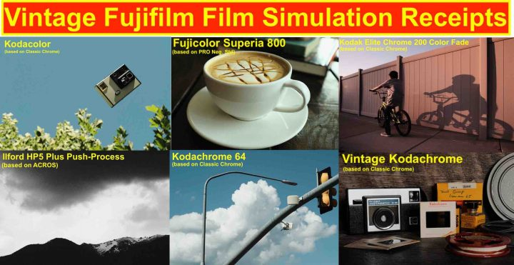 How to Fine Tune Your Fujifilm Film Simulation to Get the Ultimate Vintage Look