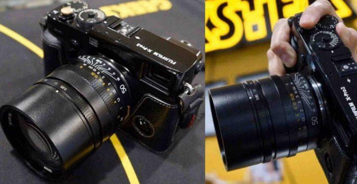 Geekster 50mm f/0.95 for Fujifilm X Available - Fuji Rumors