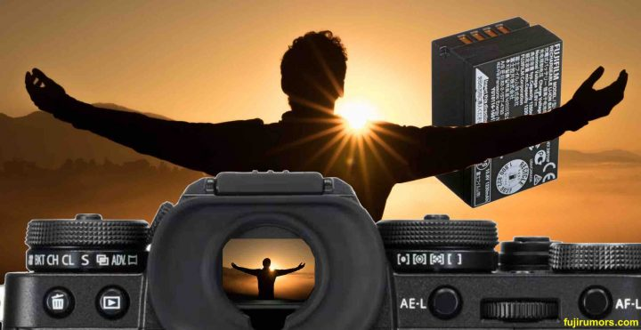 Fujifilm X Shooter rejoices at the Rumor of Improved Battery Life on Fujifilm X-T4