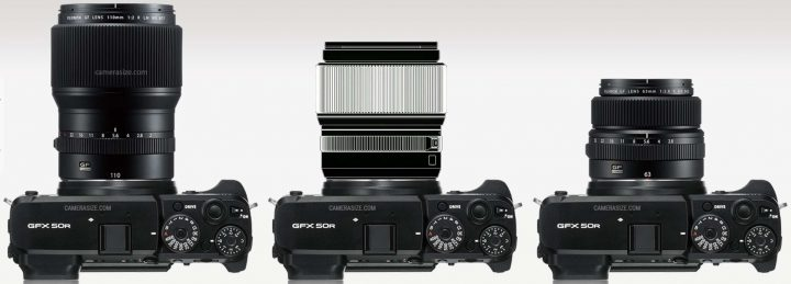 GF110 - GF80 - GF63