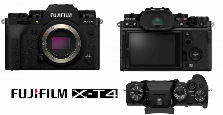 Fujifilm X-T4 First Official Product Images Leaked - Fuji Rumors