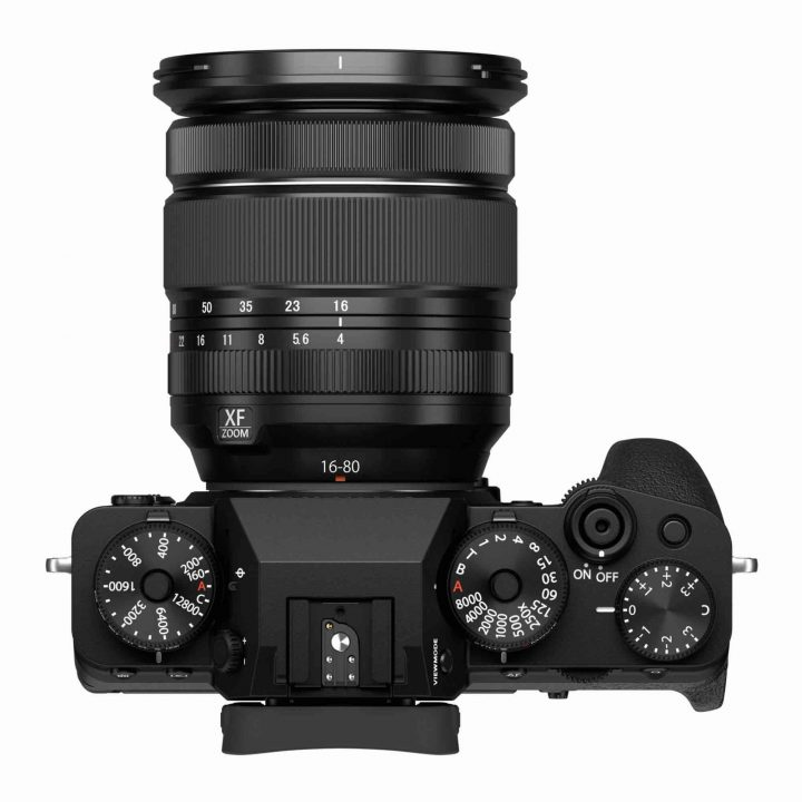 Fujifilm X-t4 Official Product Images Leaked