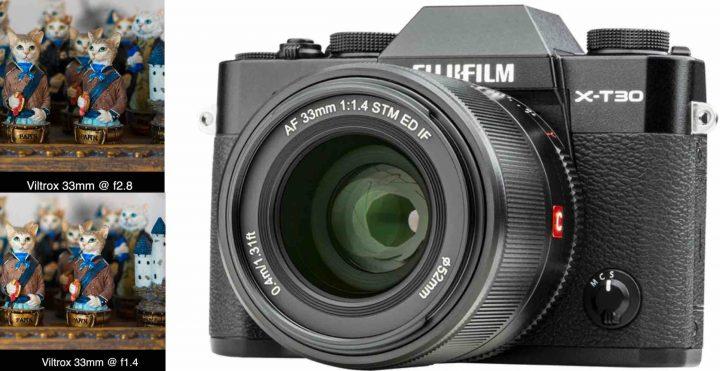 Viltrox 33mm f/1.4 Quick First Impressions and Comparison - Fuji Rumors