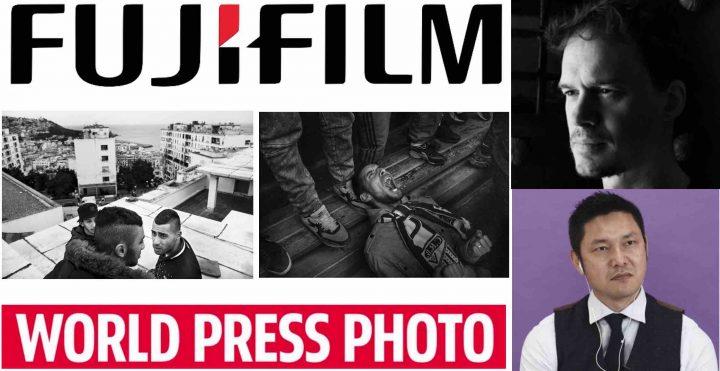 """I Feel like Fujifilm Understands Photographers"": Interview with 2020 World Press Photo Award Winner Romain Laurendeau - Fuji Rumors"